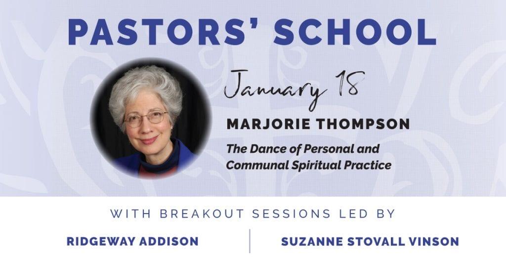 Pastors' School