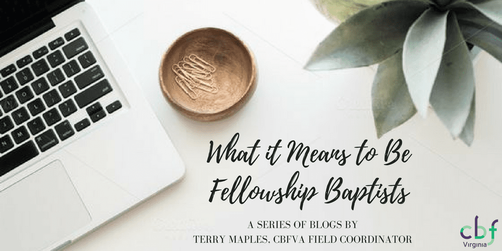 What It Means to Be a Fellowship Baptist PDF