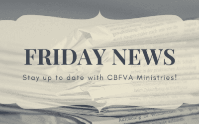 Friday News!