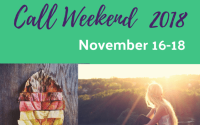 Call Weekend 2018