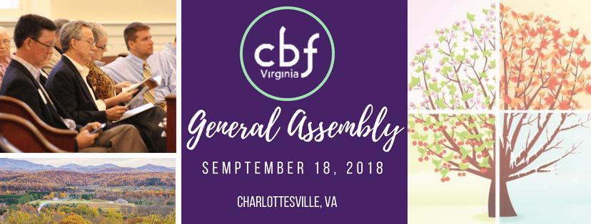 CBFVA General Assembly!