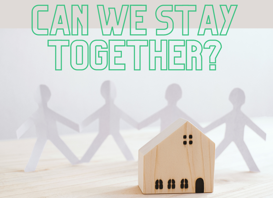 Can We Stay Together? by Mark Snipes CBFVA Coordinator