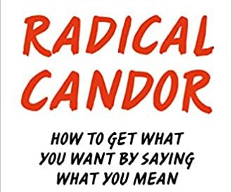 Blog – Radical Candor  by Terry Maples, CBFVA Coordinator