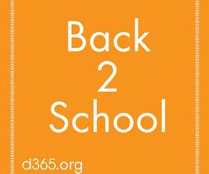 Back2School devotions return to d365.org